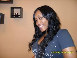 prett hair weave in chicago sew in hair extension with silk lace closure in chicago