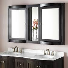 framed bathroom mirror cabinet espresso wood framed bathroom mirrors bathroom mirrors ideas
