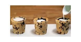 milk and cookie shots recipe popsugar food