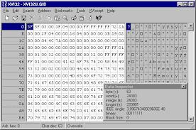 html input pattern hexadecimal xvi32 freeware hex editor kitploit pentest tools for your