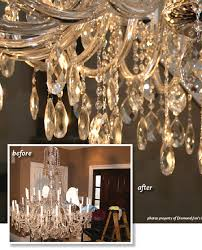 Cleaning Chandelier Crystals Light Fixture Cleaning Connecticut Power Washing
