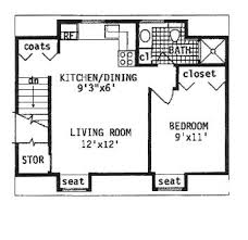 Garage Floor Plans With Living Space 108 Best Garage Apartment Images On Pinterest Architecture
