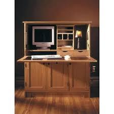 Hide Away Computer Desk Hideaway Computer Desk Workstation Cabinet Oxford Home