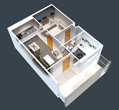 One Bedroom Student Apartment Iglu Kelvin Grove Brisbane - One bedroom apartments brisbane