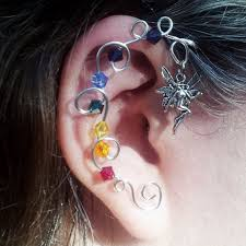 ear wraps 174 best ear wings wraps images on jewelry wire and