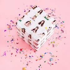wrap me personalised photo wrapping paper
