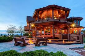 build a house architectures building home plans luxury wooden house outdoor