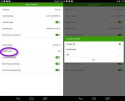 android flash browser how to play flash on android 4 4 kitkat techtrickz