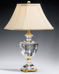 Crystal Desk Lamp by Adagio Crystal Table Lamp Bought These So Lovely Tablelamp