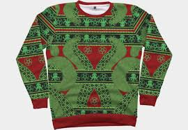 ugly christmas sweaters for the entire family indie minded