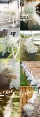 wedding 40 ideas use baby u0027s breath decoration