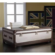 famous trunk chest coffee table best image source blogostrefa com