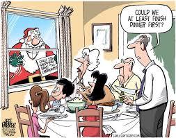 les tours de laliberté caricatures pour le thanksgiving