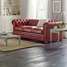 Laminate Flooring Chesterfield Chesterfield 3 Seater Sofa Bed From Sofas By Saxon Uk