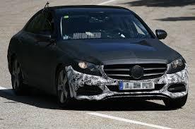 Mercedes Benz Sedan 2015 2015 Mercedes Benz C Class Caught Nearly