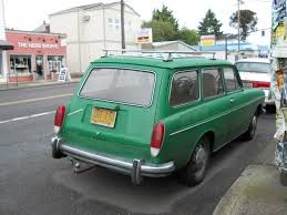 volkswagen squareback custom vws in portland classic volkswagens seen in portland oregon