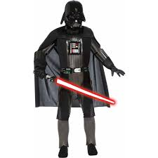 Kids Halloween Costumes Boys Darth Vader Mask Cape Child Halloween Costume 6 12
