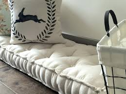 bay window bench cushions custom window bench seat cushions full