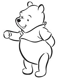 disneys winnie pooh cartoon coloring u0026 coloring pages