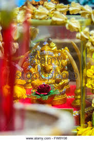 hindu decorations for home hindu worship home stock photos hindu worship home stock images