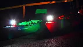 kayak lights for night paddling yak lights waterproof led lights for fishing kayaks