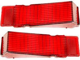 68 chevelle tail lights tail light lenses chion chevelle online shopping for body