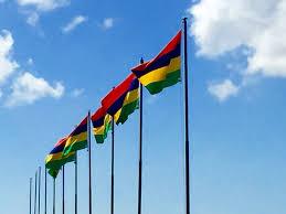 Mauritius Flag November 2015 U2013 Man In Mauritius