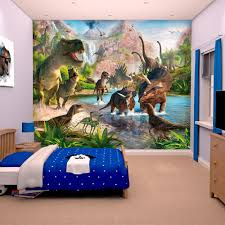 world of dinosaurs wallpaper by walltastic great kidsbedrooms world of dinosaurs wallpaper by walltastic
