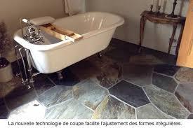 plancher ardoise cuisine ardoise canadienne pour murs et planchers guide perrier