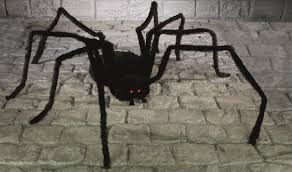 spider decorations cool 23 giant spiders halloween decor 25