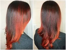 coloring over ombre hair 48 looks with reverse ombre hair color pictures 2018