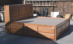 captain s bed woodworking blog videos plans how to
