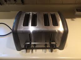 Waring 4 Slice Toaster Review Kitchenaid Pro Line 4 Slot 4 Slice Toaster Ebay