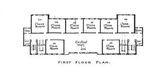 Symmetrical Floor Plans The Durnford Street Demolished Middleton Greater