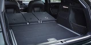 Audi Q5 Inside Audi Q5 Interior Practicality And Infotainment Carwow