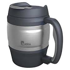 amazon com bubba 52 oz insulated travel mug stainless steel and