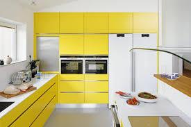 kitchen cool modern kitchen cabinets yellow kitchen tiles