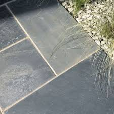 Slate Patio Pavers Grey Slate Pavers Slate Has A Anti Slip Surface