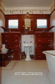 Craftsman Home Interior Design by This Bath Is In A 1913 Craftsman Bungalow U2026 Pinteres U2026