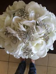 bridal bouquet cost broach wedding bouquet brooch wedding bouquet total cost