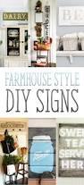 farmhouse style farmhouse style diy signs the cottage market