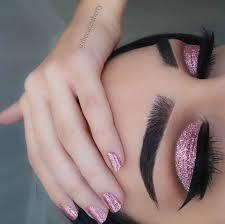 pretty pink smokey eye tutorial see more shaunabrett