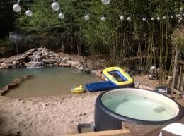 Backyard Swimming Ponds by Nature U0027s Swimming Hole Products U0026 Services