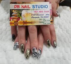 db nail studio home facebook