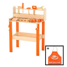 For The Home Store by The Home Depot Kids Toy Work Bench Wb 02028 The Home Depot