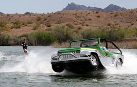 water jeep watercar panther ready for production fast amphibians