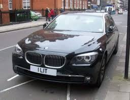 750l bmw platewave photo bmw 750l 1lit