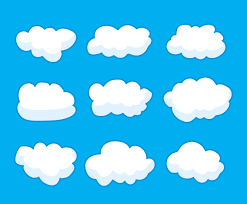 images free vector clouds wallpaper sc