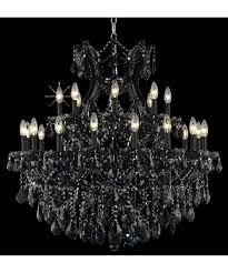 Elegant Lighting Chandelier Elegant Lighting 2800d36 Maria Theresa 36 Inch Wide 24 Light