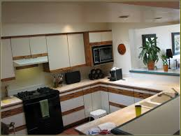 Refinish Kitchen Cabinets Diy by Refacing Laminate Kitchen Cabinets Image Of Reface Kitchen